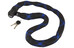 ABUS Ivera Chain 7210/110 Zapięcie kablowe  czarny